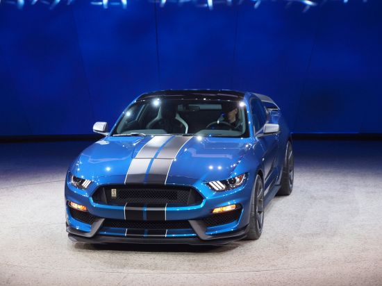 Ford Mustang GT350 R Detroit