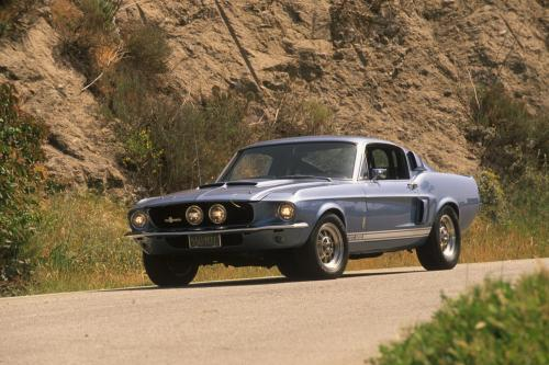 Ford Mustang shelby GT500 - 1967