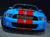 thumbnail image of Ford Mustang Shelby GT500 convertible Detroit 2009