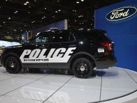 thumbnail image of Ford Police Interceptor Utility Chicago 2015