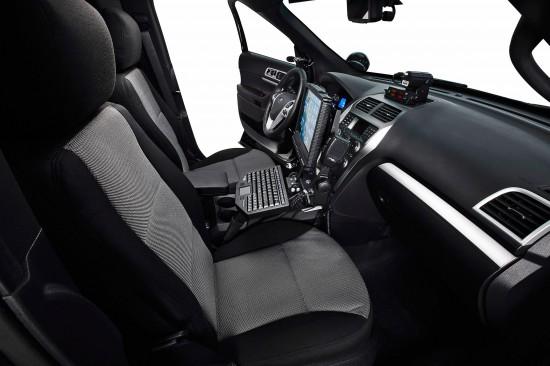 Ford Police Interceptor Utility Vehicle