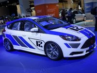 thumbnail image of Ford Racing Focus ST-R Frankfurt 2011