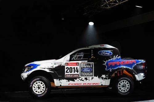 """Ford Ranger в 2014 году ралли \""""Дакар\"""""""