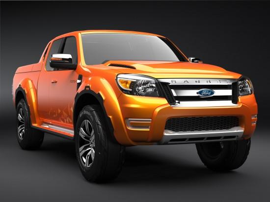 Ford Ranger Max