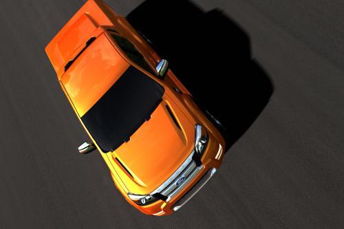Ford Ranger Max Show Truck обеспечивает максимальные возможности, стиль и влияния