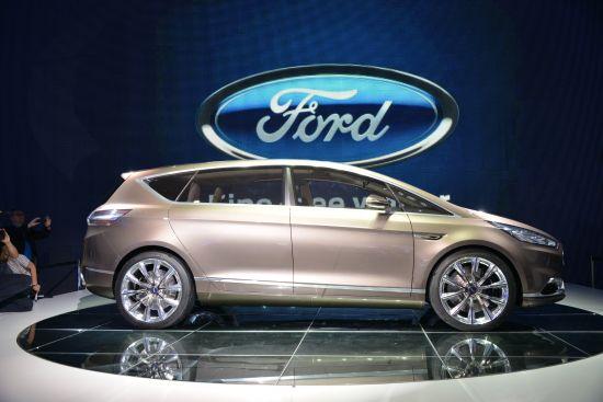 Ford S-MAX Concept Frankfurt