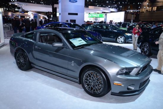 Ford Shelby GT 500 Chicago