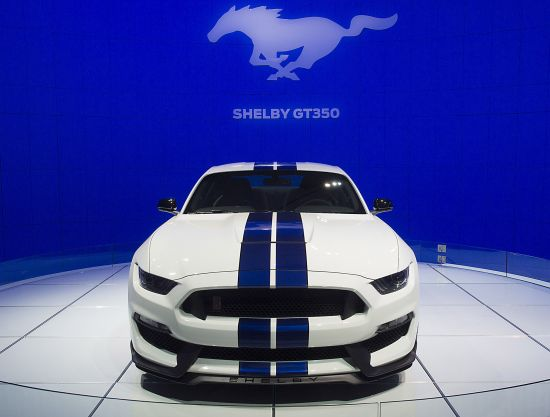 Ford Shelby GT350 Mustang Los Angeles