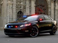 Ford Stealth Police Interceptor Concept, 5 of 13