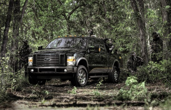 Ford Super Duty Cabela's FX4 Edition