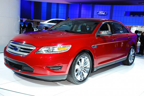 Ford Taurus Detroit