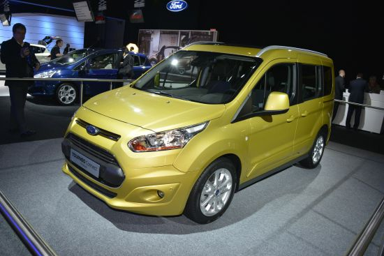 Ford Tourneo Connect Paris