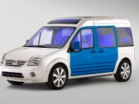 Ford Transit Connect Family One Concept, 15 of 15