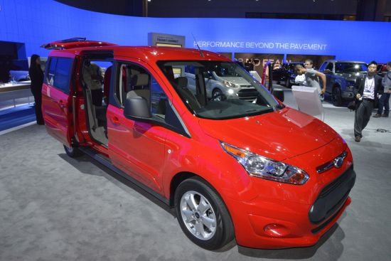 Ford Transit Connect Los Angeles