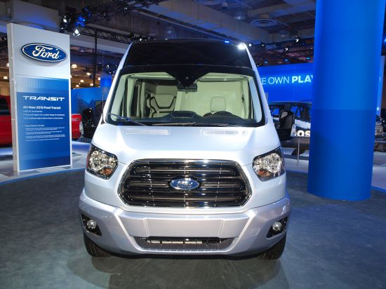 Ford Transit Skyliner New York 2014 - Picture 100714