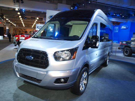 Ford Transit Skyliner New York