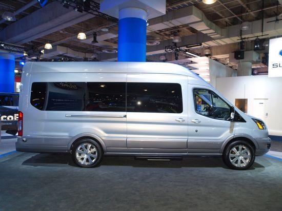 Ford Transit Skyliner New York