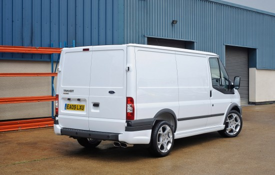 Ford Transit SportVan limited edition