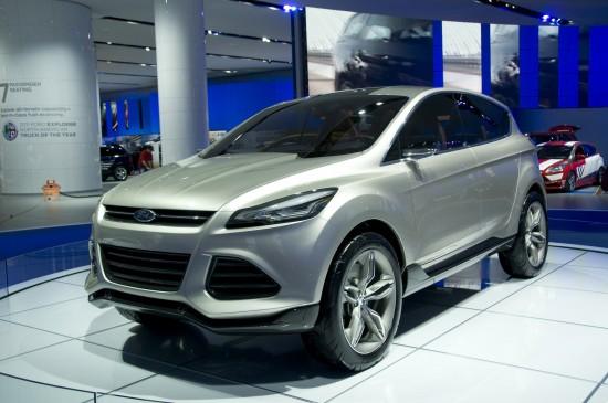 Ford Vertrek concept Detroit