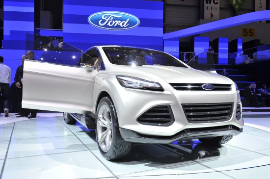 Ford Vertrek Geneva