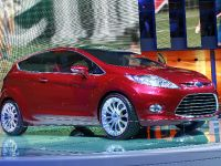thumbnail image of Ford Verve Concept Frankfurt 2011