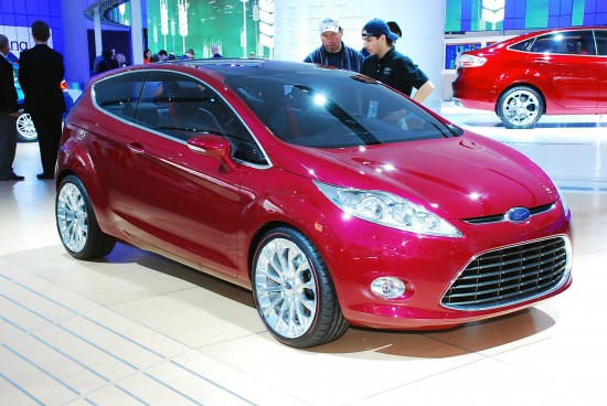 Ford Verve Detroit