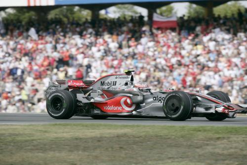 F1 Хоккенхайме: второй подряд домашней победы для Льюиса Хэмилтона и Vodafone McLaren Mercedes