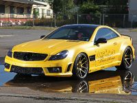 Fostla Mercedes-Benz SL 55 AMG Lquid Gold , 2 of 17