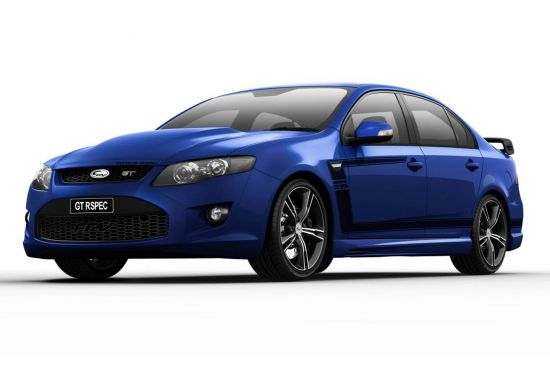 FPV Ford Falcon GT RSPEC Limited Edition Series