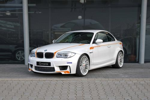 G-POWER работу над BMW 1M Coupe