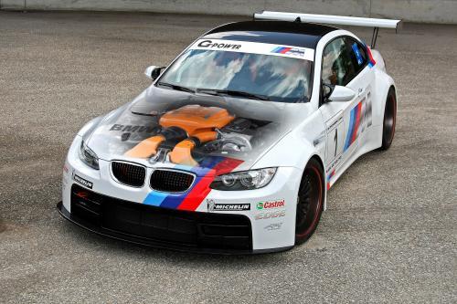 G-Power BMW E92 M3 GT2 R - 720HP и 700 нм