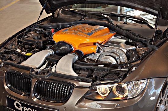 G-Power BMW E92 M3 Hurricane RS