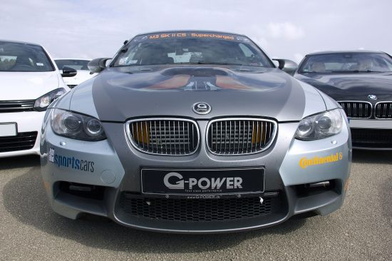 G-Power BMW M3 E92 Hurricane 337 Edition