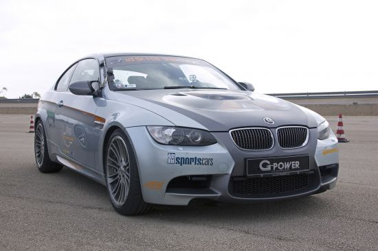 G-Power BMW M3 E92 Hurricane 337 Edition