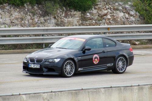 G-Power BMW M3 E92 SK II - 333 км/ч [видео]