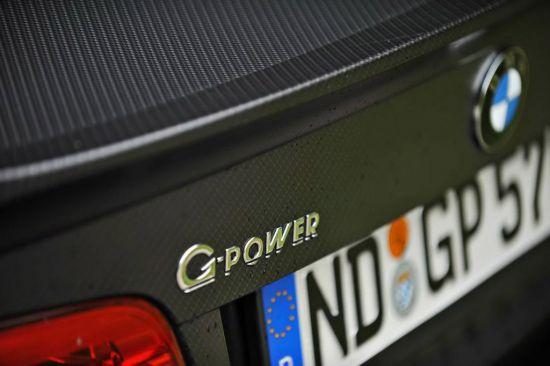 G-POWER BMW M3 E92