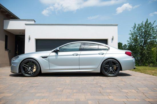 G-Power BMW M6 F06 Gran Coupe