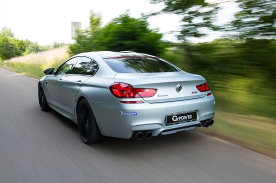 G-Power BMW M6 F06 Gran Coupe