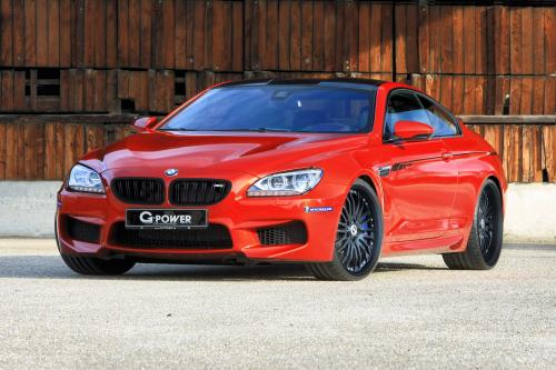 G-Power BMW M6 F13 Coupe - 640HP и 777Nm
