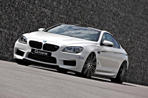 G-Power BMW M6 F13 - 710HP и 890Nm