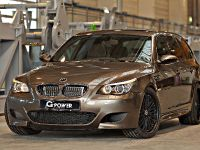 G-Power Hurricane RR BMW M5 E61 Touring, 1 of 2