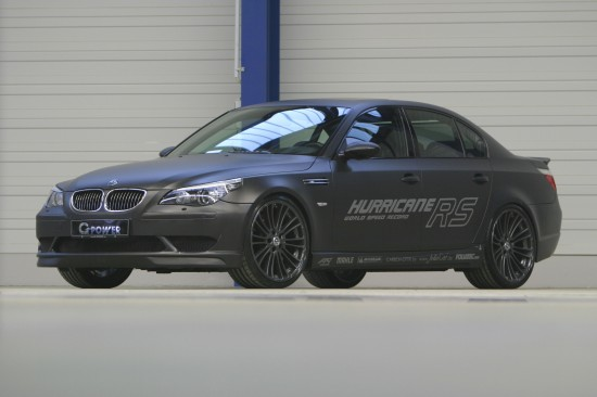 G-POWER BMW HURRICANE RS