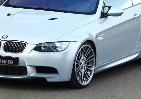 G-POWER BMW M3 TORNADO