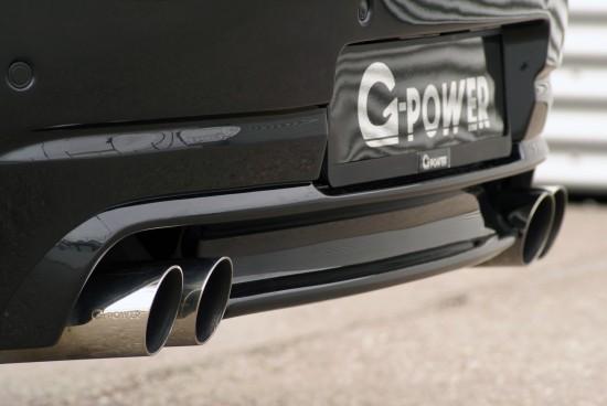 G-POWER BMW M6 HURRICANE Convertible