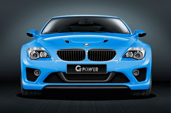 G-POWER BMW M6 HURRICANE CS