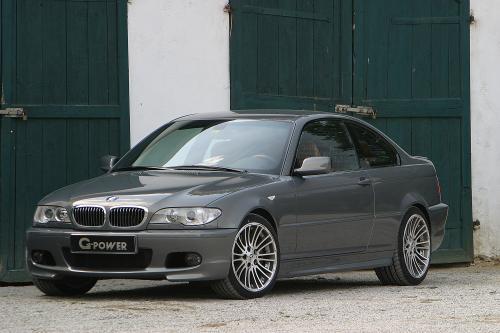 G-POWER-тюнинг-Кит для BMW 6-цилиндровый двигатель M54