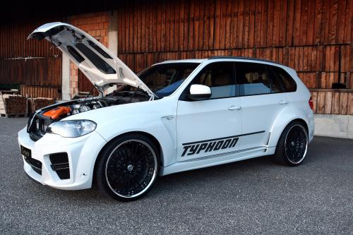 G-POWER BMW X5 TYPHOON RS (2009) - picture 9 of 10