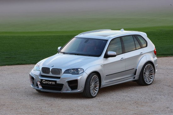 G-POWER TYPHOON BMW X5