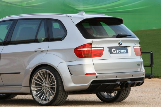G-POWER TYPHOON BMW X5