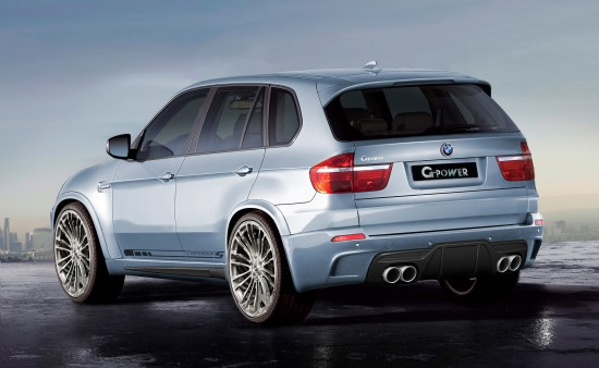 G-POWER X5 M and X6 M Typhoon